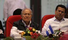 Free Presidente De El Salvador Participa En Cumbre SICA-Nicaragua. Royalty Free Stock Photos - 82915398