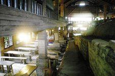 Free Rustic Restaurant Interior Stock Photo - 82915480
