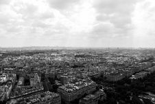 Free View Over Paris Stock Images - 82932564