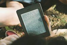 Free Amazon Kindle Royalty Free Stock Image - 82935966