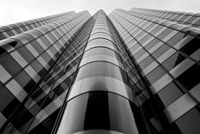 Free Low Angle Glass High Rise Building Royalty Free Stock Photography - 82936027