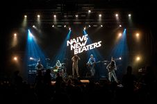Free Naive New Beaters Band Inside Room Royalty Free Stock Photo - 82947085