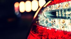 Free Close Up Photo Of Car Tail Light Royalty Free Stock Photography - 82947127
