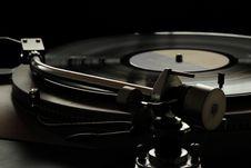 Free Vinyl Record Stock Image - 82947561