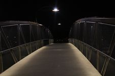 Free Gray Beige Bridge During Night Time Stock Photo - 82949400