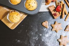 Free Homemade Baking Royalty Free Stock Photo - 82950315