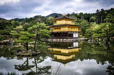 Free Kinkaku-Ji Pagoda, Kyoto, Japan Stock Photo - 82950460