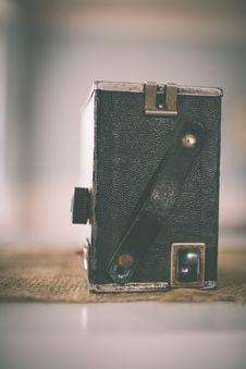 Free Vintage Camera Stock Photo - 82951320