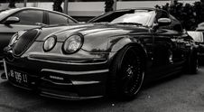 Free Car Grayscale Photography Royalty Free Stock Photo - 82952045
