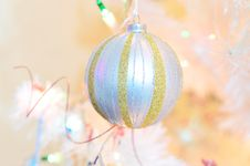 Free Close-up Of Christmas Ball Stock Photos - 82952963