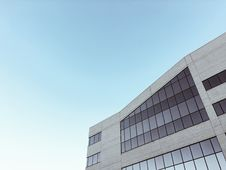 Free Facade Of Modern Building Stock Photography - 82954292