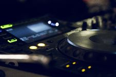 Free Dj Audio Mixer Stock Photos - 82955203
