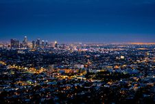 Free City Lights During Night Time Royalty Free Stock Photos - 82955308