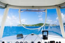 Free Boat Window On Waters Stock Photos - 82955443
