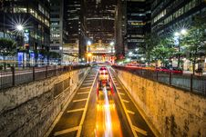 Free Traffic On City Streets Royalty Free Stock Images - 82955449