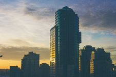 Free Tall Sky Scraper Royalty Free Stock Photography - 82956137