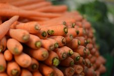 Free Pile Of Orange Carrots Stock Images - 82956774