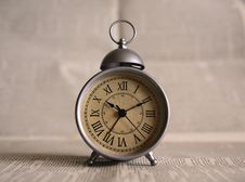 Free Vintage Alarm Clock Stock Images - 82957694