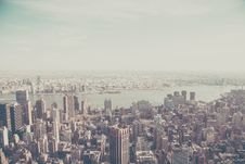 Free Over Viewing City During Day Time Stock Photo - 82958830