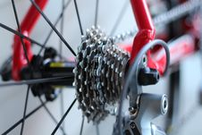 Free Bicycle Gear And Chain Stock Images - 82959094