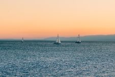 Free 3 Sailboats On Water During Daytime Royalty Free Stock Photos - 82959888