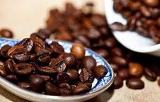 Free Coffee Beans Stock Photography - 82960062