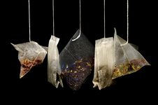 Free Tea Bags Stock Images - 82960124