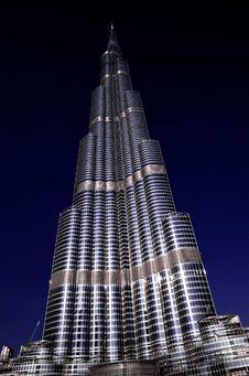 Free Burj Khalifa Royalty Free Stock Images - 82961109