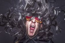 Free Man With Sunglasses Stock Photos - 82961863