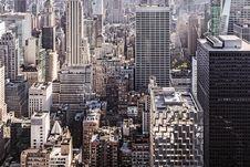 Free View Of Manhattan Stock Photo - 82962210