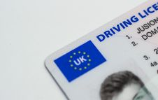 Free UK Drivers License Royalty Free Stock Images - 82963159
