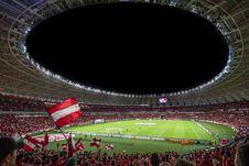Free Brazil Championship Soccer Match Stock Photography - 82963222