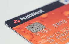 Free NatWest Credit Card Stock Image - 82963281