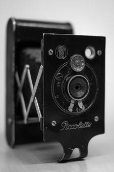 Free Vintage Piccolette Camera Stock Images - 82963334