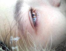 Free Woman Eye Stock Image - 82963451