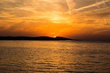 Free Sunset On The Sea Stock Photos - 82963463