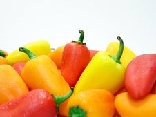 Free Colorful Bell Peppers Stock Image - 82963881