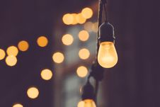 Free Light Bulbs  Royalty Free Stock Photography - 82963917