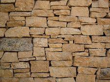 Free Brown Wall Stone Royalty Free Stock Photos - 82964408