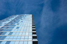 Free Blue And Gray Sky Scraper Below Blue Sky Stock Photo - 82974230