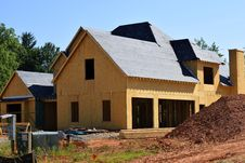 Free New Home Construction Stock Photography - 82976152
