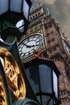 Free Big Ben Clock Tower, London, England Royalty Free Stock Images - 82977739
