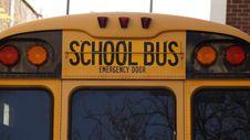 Free School Bus Stock Photo - 82977990