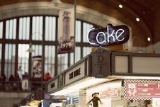 Free Cake Shop Royalty Free Stock Photography - 82978967