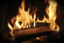 Free Flames In Fire Stock Images - 82979704
