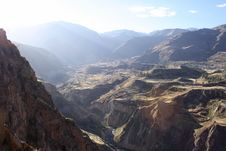 Free Mountain Valley Stock Photography - 82979922