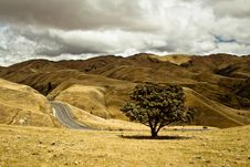 Free Hill Landscape Stock Image - 82981581