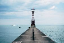 Free Breakwater Royalty Free Stock Photography - 82983247