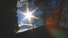 Free Sun Burst In Skies Stock Photos - 82983873