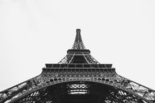 Free Facade Of Eiffel Tower, Paris, France Stock Photo - 82984560